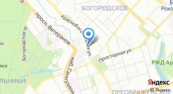 Интерпоставка-М на карте