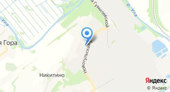 ДизельСервис71 на карте