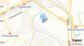 ТМК Проф-Системс, головной офис на карте