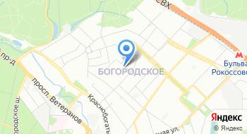 ФГУП Ростек на карте