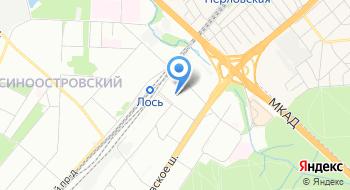 Студия Константина Свидерски на карте