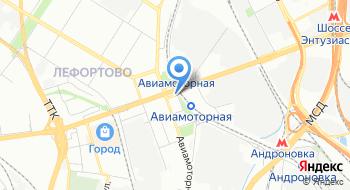 Стоянка легкового такси на карте