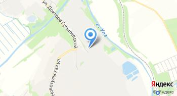 Производственное объединение Тулит на карте
