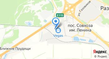 Контакт-Сервис на карте