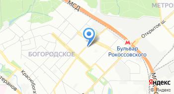 Лайт на карте