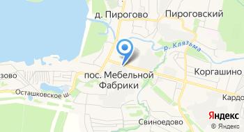 Вест Деталь на карте