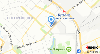 Мастерская Александра Хромова на карте
