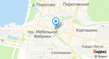 Пилорама Бик Стройцех на карте