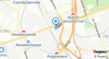 Гиор на карте