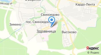 ГКУЗ Туберкулезная больница №6 ДЗМ на карте