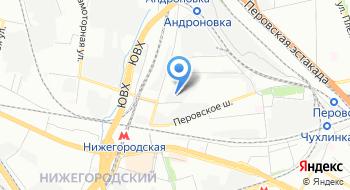 СКП на карте