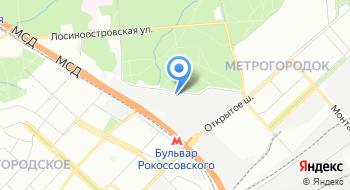 Черкизовский Мясоперерабатывающий завод на карте