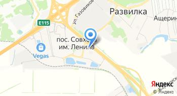 ГарантРазвилкаПаркинг на карте