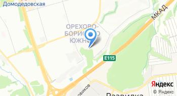 ГБУЗ ДГП № 12 филиал № 1 на карте