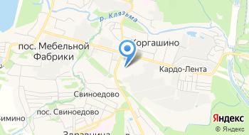 Vsenagaz на карте