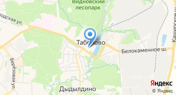 АкимовТехГаз на карте