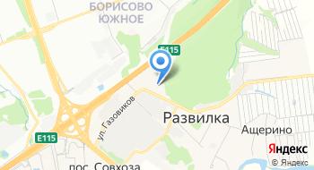 Газэнергокомплект на карте