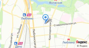 Ресурсы-М на карте