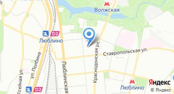 МосМедТранс на карте
