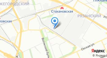 Автотехком на карте