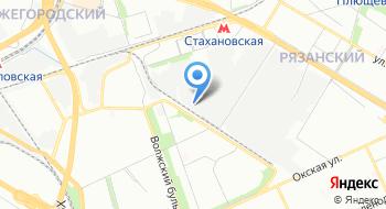 Шинный центр Белоторг на карте