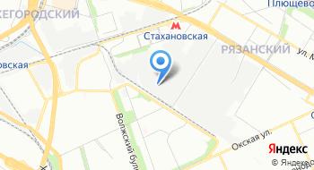 ТК Интершина на карте
