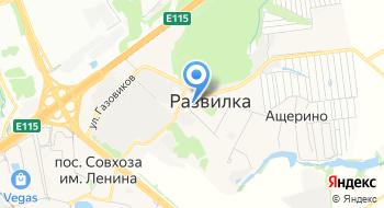 Газинком на карте