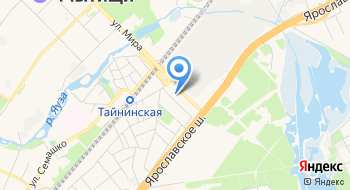 Московская областная организация ВОС Местная организация Королевская на карте