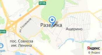 Газпром связь на карте