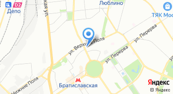 ГБУЗ ДГП № 150 Дзм на карте