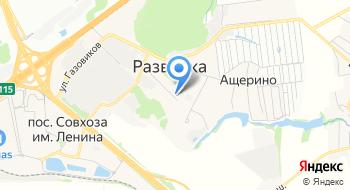 Печать на карте