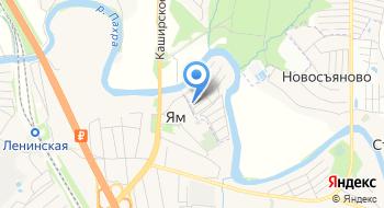 Компания Ликстрой на карте