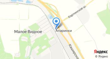 Дельта на карте