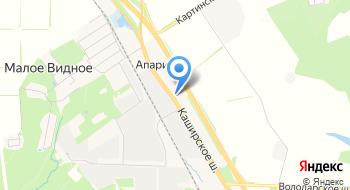Lonex на карте