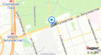 АТХ на карте