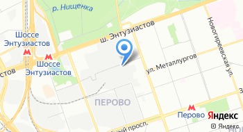Снабдоставка, офис на карте