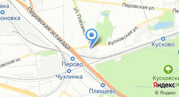 Компания Ярус на карте