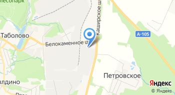 ТДВ Евразия на карте