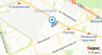 Московская шинная Транспортная Компания на карте