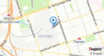 Шоу-рум Ксении Князевой на карте