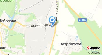 Городская служба быта на карте