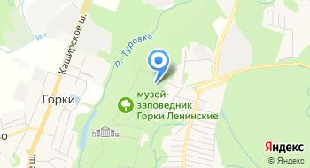 Залы для конференций и семинаров (Музей-заповедник Горки Ленинские) на карте