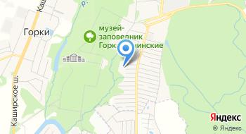 GorkiApartments Domodedovo на карте