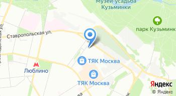 Авангард Сейф на карте