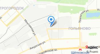 Автосервис Крон-А на карте