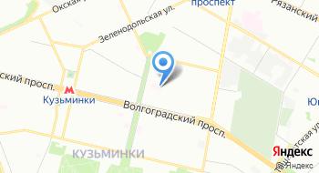 ГБУЗ НПЦ ПЗДП им. Г. Е. Сухаревой ДЗМ Филиал №28 на карте