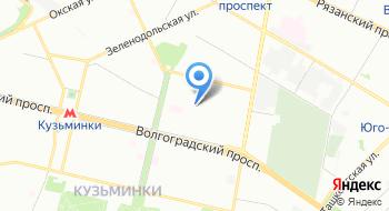 Государственное бюджетное образовательное учреждение города Москвы Лицейско-гимназический комплекс на Юго-Востоке на карте