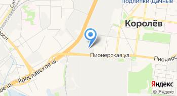 Калибр-2001 на карте