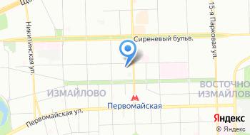 ГБУ центр культуры и спорта Измайлово на карте