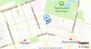 Компания DOFprint на карте